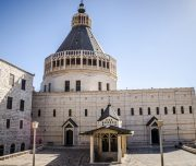 Basilica-of-The-Annunciation-in-Nazareth-Mazada Tours