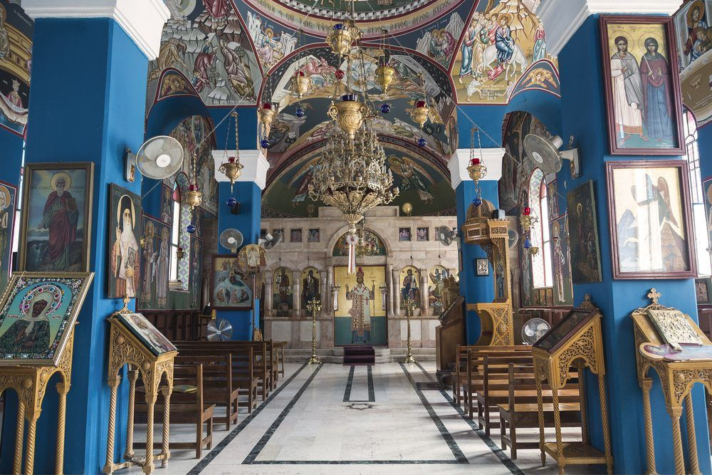 jericho-monastery-Mazada Tours