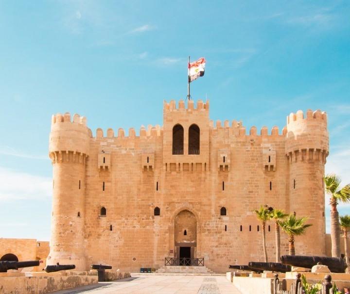 Citadel of Qaitbay - Mazada Tours