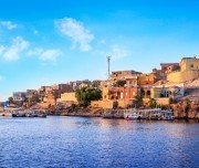 Nile River at the Temple of Philae - Mazada Tours