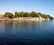The Aswan Botanical Garden - Mazada Tours