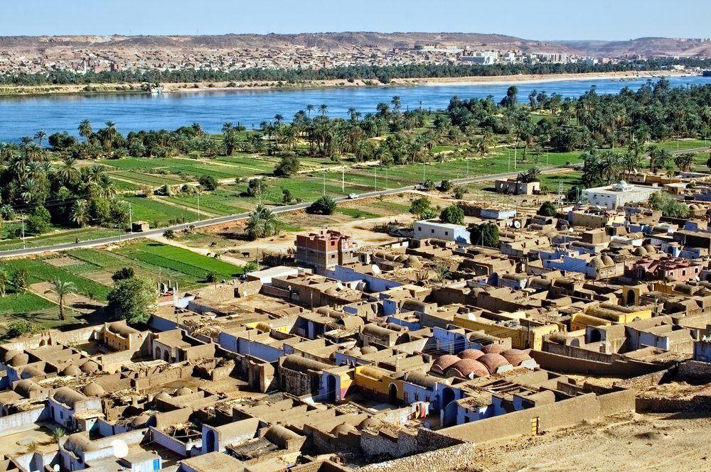 View at nubian village - mazada tours